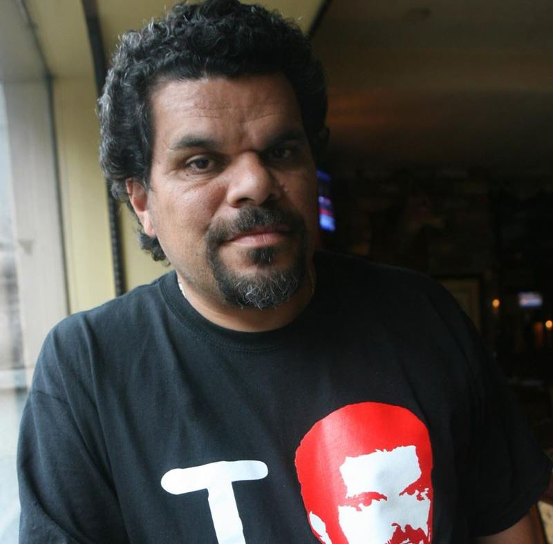 A Care Package for Luis Guzman