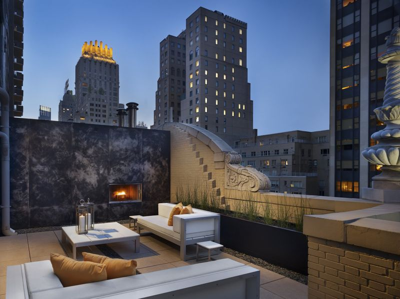 AKA Central Park terrace